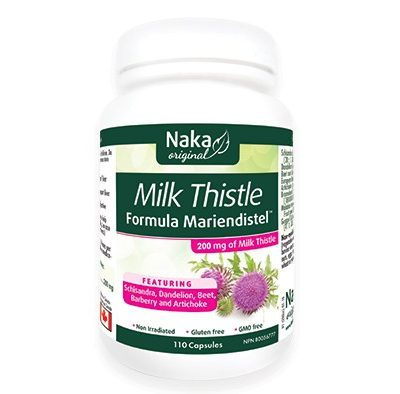 Naka Milk Thistle
