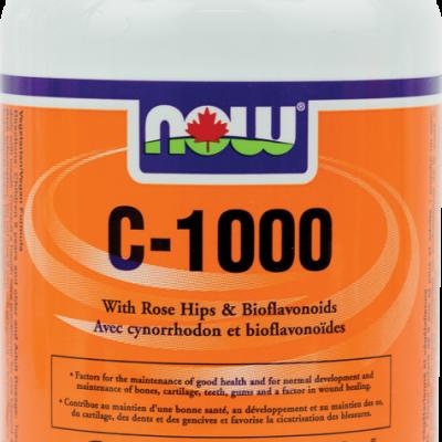 Vitamin C 1000mg 100 Tablets