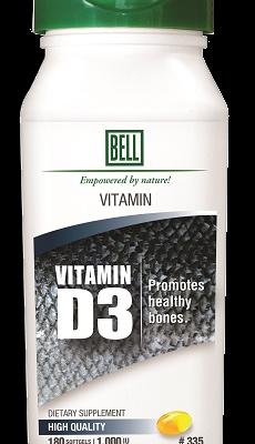 Vitamin D3 or D